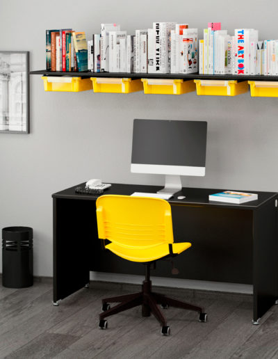 Imagem de ambientes com produtos Metadil.